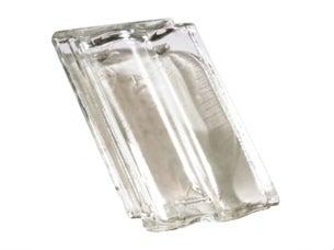 Tuiles en verre
