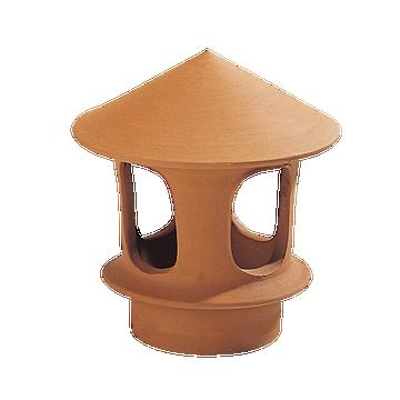 Accessoire terre cuite d'EDILIANS : Lanterne Mâle 3