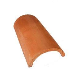 Accessoire terre cuite d'EDILIANS : Génoise Traditionnelle Simple 15x30 Rouge