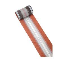 Closoir souple SIROKO déroulable ventilé 390 rouge 5ML