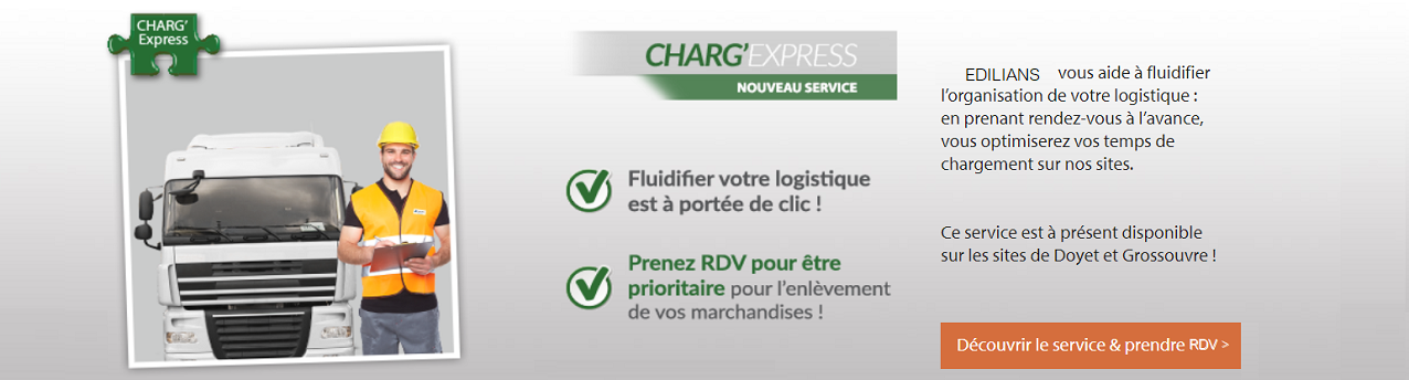 Bannière Charg'Express