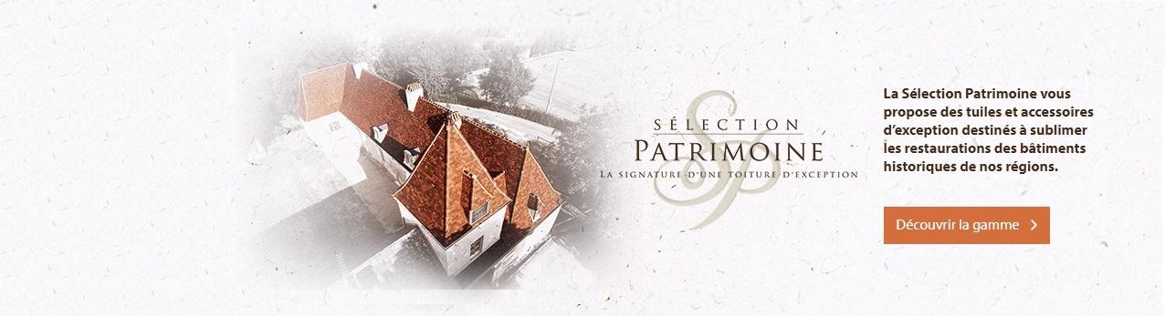 Sélection Patrimoine d'EDILIANS