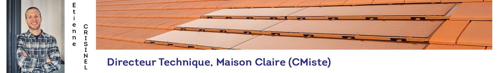 Etienne Crisinel - Maison Claire