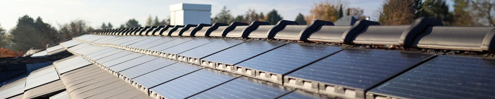 Tuiles Terre cuite Solaire pour la rénovation énergétique - EDILIANS
