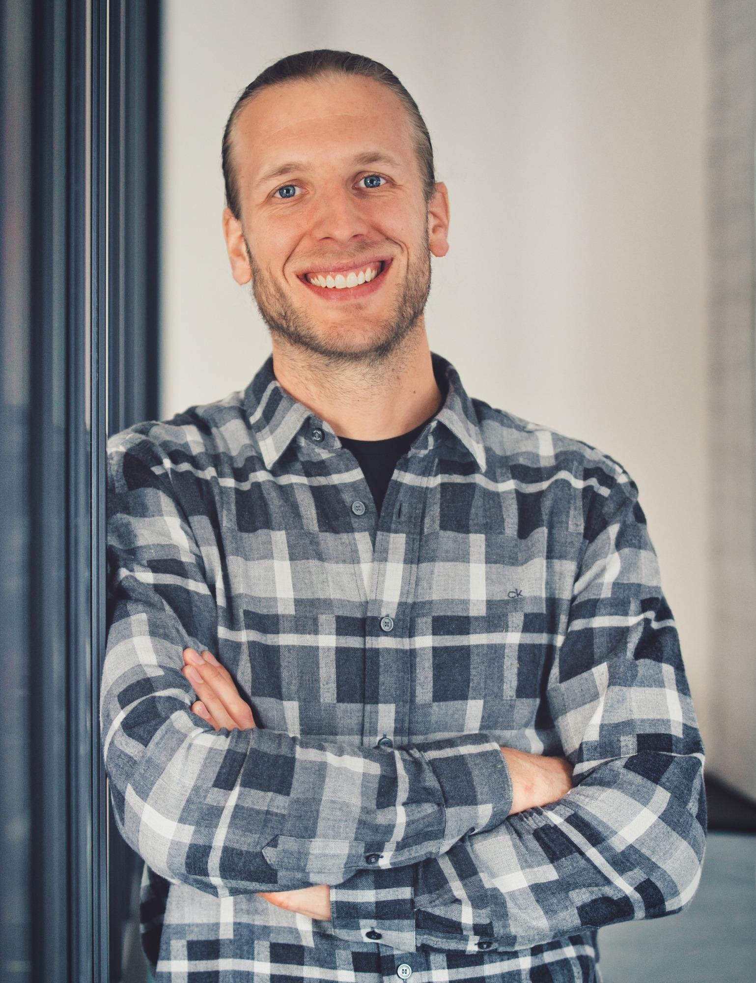 Etienne Crisinel - Directeur Technique chez Maison Claire