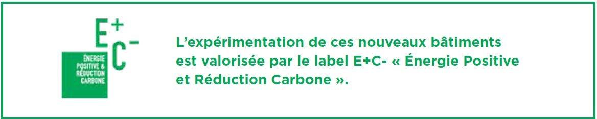 Label Énergie Positive et Réduction Carbone