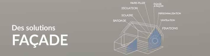 Solutions façade