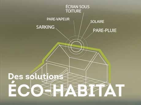 Solutions Eco-habitat