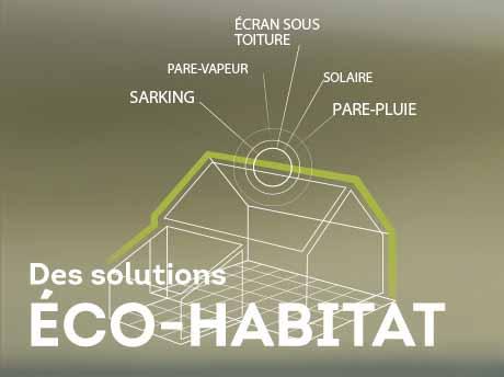 Solutions Eco-habitat